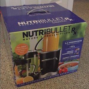 NutriBullet RX NEW still in box!